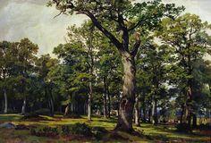 SHISKIN, Ivan Ivanovich - 1869 Oak Forest 55