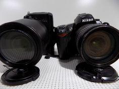 Nikon & Cameras with VR & 4 Nikon Lenses Nikon Camera Lenses, Nikon D70, Vr, Cameras, Camera, Film Camera