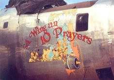 A Wing and 10 Prayers, 528th Bomb Squadron, 380th Bomb Group.