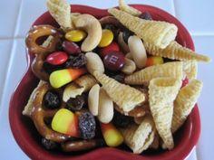 » 5 Thanksgiving Snack Ideas Nuttin' But Preschool