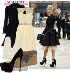 Party style... a lo carrie bradshaw!!!