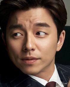 Say what? Kim Go Eun Goblin, Goblin Gong Yoo, Asian Actors, Korean Actors, Busan, Goblin Korean Drama, Yoo Gong, Korean Drama Quotes, Coffee Prince