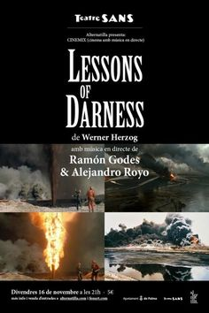 lessons of darkness herzog - Google Search