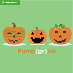 Pumpkins are more than decor! Did you know that these 'jacks make a tooth-healthy #snack?