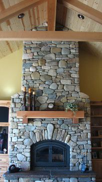 Fireplace design and Stone fireplaces