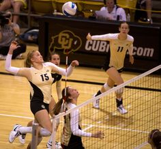 volleyball | Buffs volleyball falls to Aggies | CU Independent