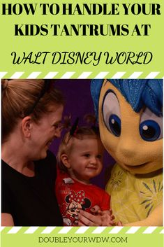 Learn what to do if your child has a tantrum or meltdown when you are at Disney World. These tips and tricks will help you when you are traveling to Walt Disney World with your baby toddler or kids Disney World Guide, Disney World Secrets, Disney World Hotels, Disney World Food, Disney World Magic Kingdom, Disney World Florida, Disney World Parks, Walt Disney World Vacations, Disney World Tips And Tricks