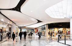 Project Overview: Introducing The New Glen - The Glen Shopping Centre Mall Design, Showroom Design, Pop Design, Retail Design, Lobby Design, World Architecture Festival, Amazing Architecture, Yacht Interior, Retail Interior