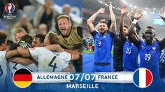 Francia-Germania, semifinale di Euro 2016