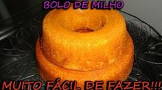 Valdelina Vargas shared a video Yummy Cakes, Doughnut, Cooking, Healthy, Desserts, Youtube, Foods, Corn Spoon Bread, Pudding Cake