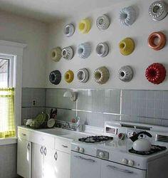 Charmant Kitchen Wall Decorating Ideas Modern Kitchen Design, Interior Design Kitchen,  Eclectic Kitchen, Kitchen