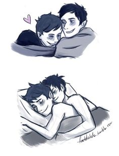 I don't even ship Phan that much but this is unbelievably cute!