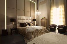 Dear FENDI bedroom... please be mine! :-)