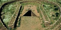 Pozzo Sacro Santa Cristina in Sardinia (Nuragic Civilization)