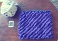 blueberry + navy cowl