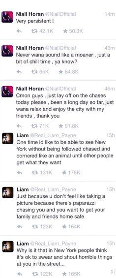 Okay so could everyone just stop taking about all the negative things that have happened this year because if we are just causing more problems and were the ones who are like drifting then apart. I Love You All, Do You Know What, How Are You Feeling, Let It Be, My Love, Niall Horan Facts, Exploration, Just Stop, Nostalgia