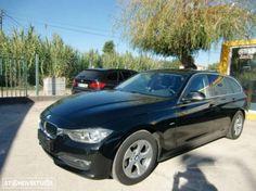 BMW 320 d Touring Ef.Li.Luxury Auto preços usados