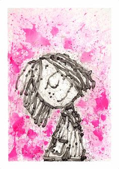 Tom Everhart - Home Girl Dreams - Homie Dreams Suite - Limited Edition print