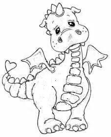 lillirose the dragon