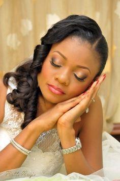 470 Best African American Wedding Hair Images Wedding Hair Styles Bridal Hair Bride Hairstyles