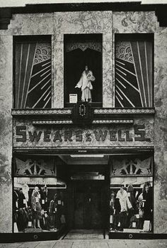 London. Swears & Wells Ltd, Ladies Modes, 1925.