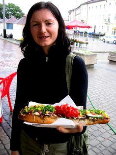 Zapiekanka! = Polish Street Food, POLAND