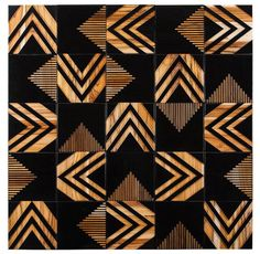 Graphical Wood Tiles inspired by Brazilian History | Archiemons
