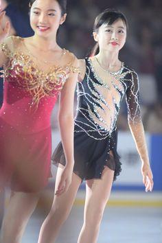 プリンスアイスワールド2017東京公演。本田真凜がパティシエ姿でジャンプ&スピンを披露 | フィギュアスケートまとめ零