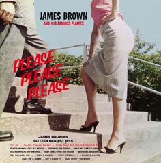 """record sleeve design must have JAMES BROWN album from 1958 issues on KING. 15 tracks including """"NIGHT TRAIN"""", """"I'LL GO CRAZY"""", """"THINK"""", """"YOU'VE GOT THE POWER"""", """"I WANT YOU SO BAD"""", """"LOST SOMEONE"""" and the title track. Crucial rhythm and blues, exact reproduction on heavyweight vinyl."""