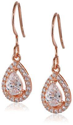 Femme Diamant Boucles d/'oreilles créoles rond 4.35 ct diamant Set en or 14K
