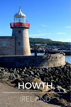 Discover the charming fishing village of Howth, just North of Dublin city, Ireland. With its colourful boats, blue waters, lighthouses and plethora of fish restaurants catering for all budgets, Howth i the perfect day trip from Dublin