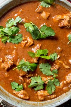 Slow-Cooker Butter Chicken Recipe - NYT Cooking