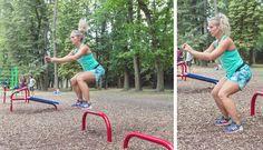 Jak si zacvičit vparku jako ve fitku? – Tchibo Park, Fitness, Diet, Parks