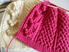 Knitted Hats, Knitting, Tricot, Breien, Stricken, Weaving, Crochet, Stitches, Knitting Projects