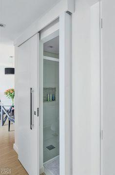 Apê de 62 m² é repleto de ideias para aproveitar espaço - Casa