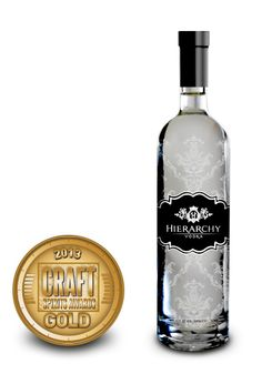 2013 International Craft Spirits Awards Competition | Hierarchy Vodka
