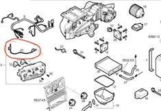 Cavo Radiatore Stufa Iveco Daily - 500337407 – Specialista Daily
