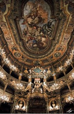 Margravia Opera House, Germany