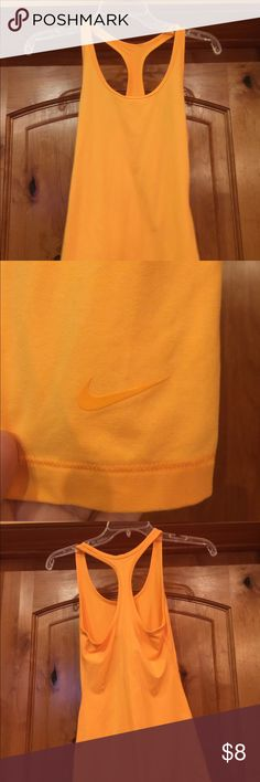 Nike dri-fit tank Nike dri-fit tank size xs excellent condition Nike Tops Crop Tops