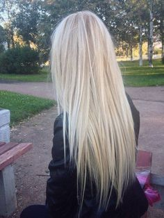 50 Long Blonde Hair Color Ideas in Many of us wondered that at some point we would look like athlete blonde tresses. Don't worry here we have prepared a list of yellow color ideas to he…, Long Blonde Hair Color Coiffure Hair, Blonde Hair Extensions, Gorgeous Hair, You're Beautiful, Hair Looks, Straight Hairstyles, Long Blonde Hairstyles, Haircuts For Long Hair With Layers, Kid Hairstyles