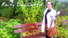 OOTD • Rainy Day • Sweater Weather • Jasminum