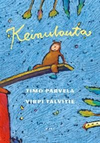 http://www.adlibris.com/fi/product.aspx?isbn=9510319015   Nimeke: Keinulauta - Tekijä: Timo Parvela - ISBN: 9510319015 - Hinta: 11,20 €