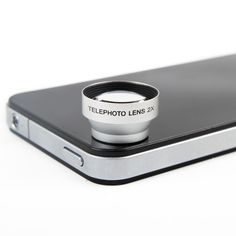 Universal Magnetic 2X Telephoto Camera Lens Detachable For iPhone 5S 4S 5 iPad 4 Samsung HTC Samsung i9300 Galaxy S3 S4 S5 US $3.99. What a cool thing for christmas. I love taking pictures with my phone. I'd use one. I didn't know they existed till today.