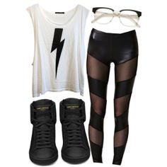 """And Ya Know That..."" by neekcole on Polyvore"