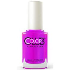 Color Club Poptastic Nail Polish Collection - Right On 15ml