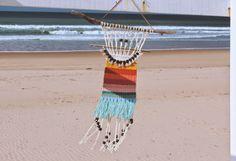 Rita Sevilha Weaving: Bohemian Beach Δ Pop Up Collection