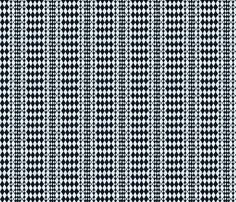 rallye_line_checkered_black_and_white fabric by vinkeli on Spoonflower - custom fabric Black And White Fabric, Spoonflower Fabric, Custom Fabric, Fabrics, Gift Wrapping, Wallpapers, Colorful, Printed, Pattern