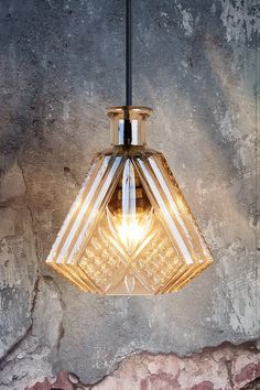 Jura Decanter Pendant Light