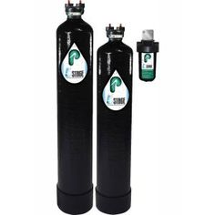 Pelican Water 15 GPM Whole House Water Filtration and NaturSoft Water Softener Alternative System-THD-PSE2000 - The Home Depot