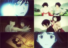 Okay I know Nora is a no good asshole, but admit it you were a little .. JUST A LITTLE sad that Yato released Nora.